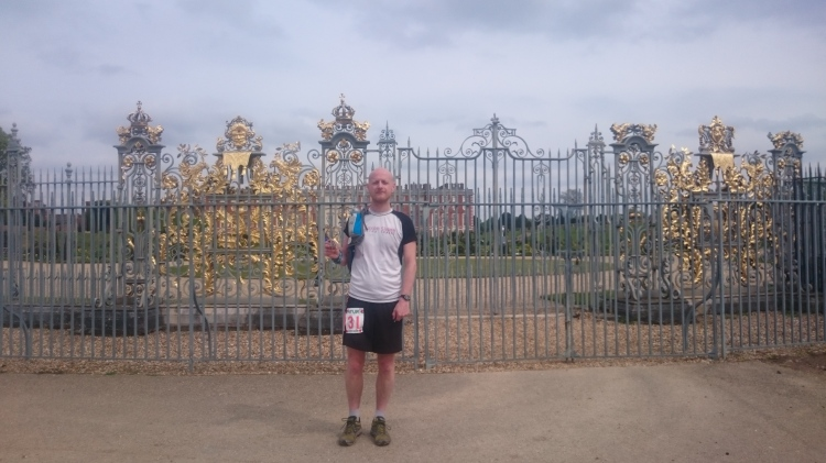 Drew - Early in the Thames Path 100